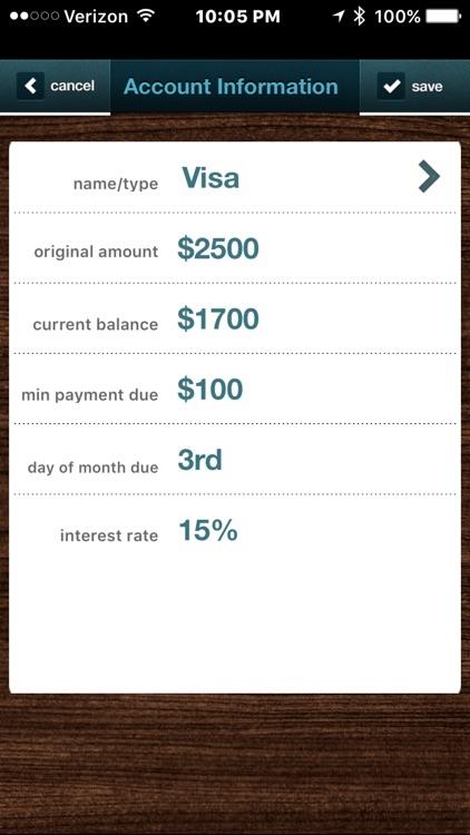 Debt Snowball+