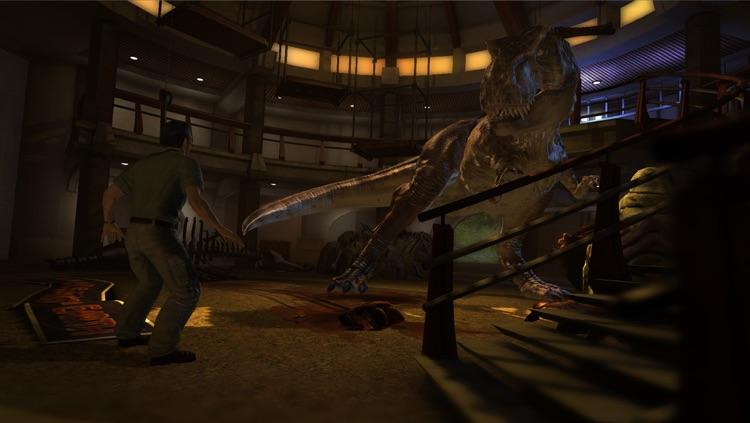 Jurassic Park: The Game 1 HD screenshot-3