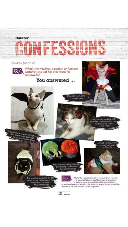Catster Magazine screenshot-3
