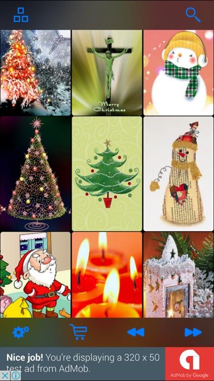 Christmas Wallpaper √