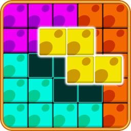 Block Puzzle - Fruit Legend jigsaw logic grid fit