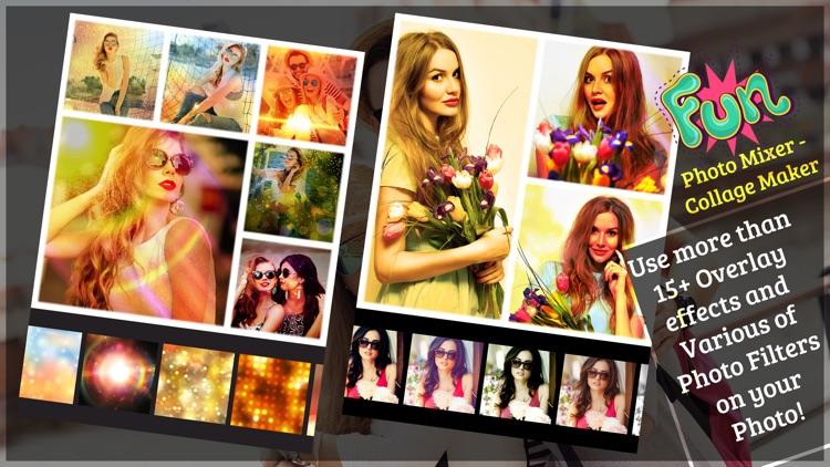 Photo Mixer Collage