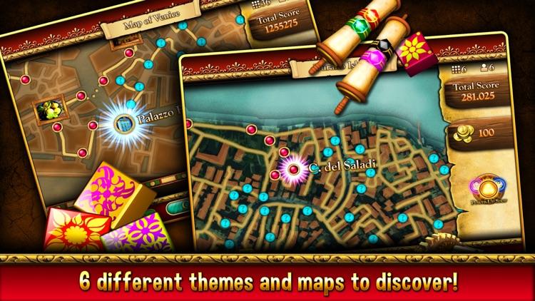Mahjong Venice Mystery Puzzle screenshot-3