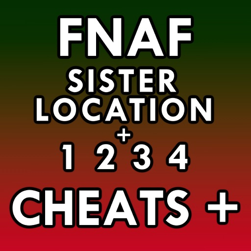 Cheats for FNAF Sister Location and FNAF 1+2+3+4 icon