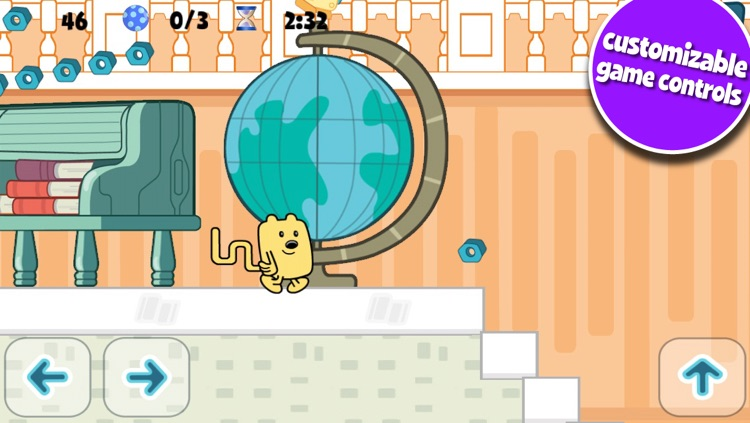Wubbzy's Awesome Adventure screenshot-4