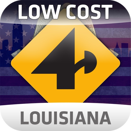 Nav4D Louisiana @ LOW COST