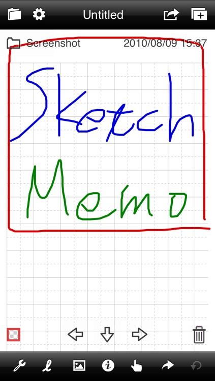 Sketch Memo Lite