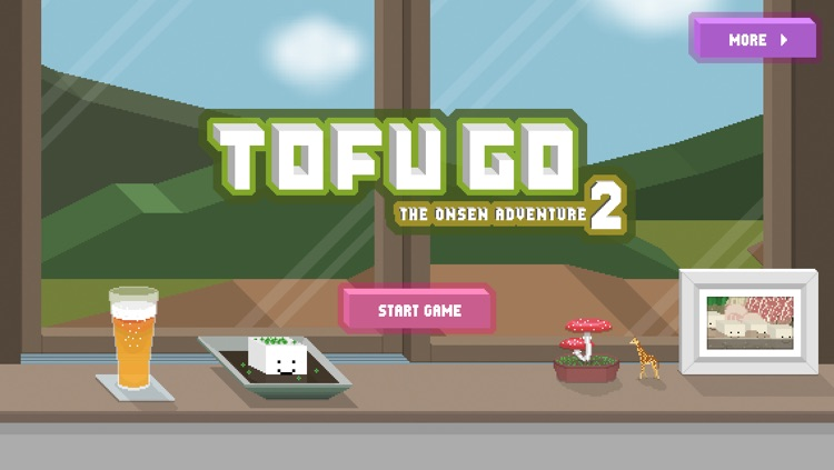 Tofu Go! 2 - The Onsen Adventure