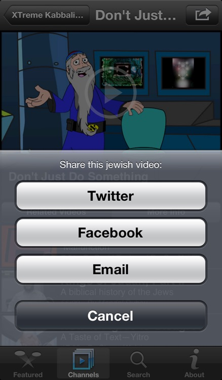 Jewish.tv screenshot-3