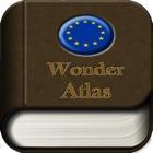 Europe. The Wonder Atlas Quiz. icon