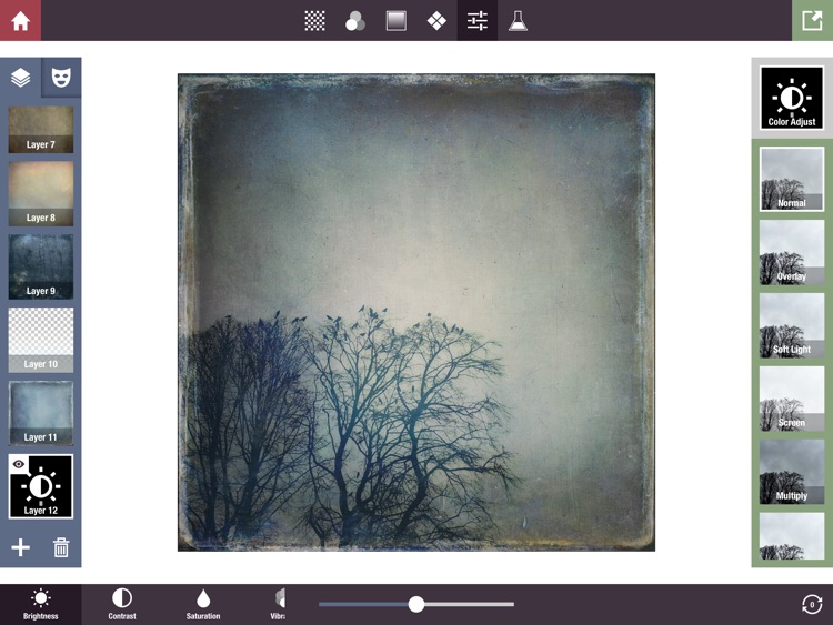 Stackables for iPad - Layered Textures, Effects, and Masks screenshot-3