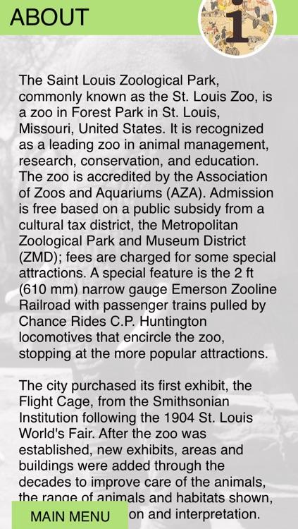 Zoo Explorer - St Louis screenshot-4