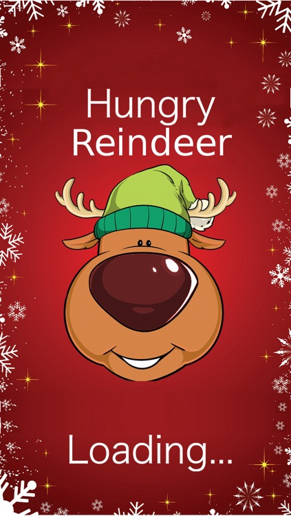 Hungry Reindeer