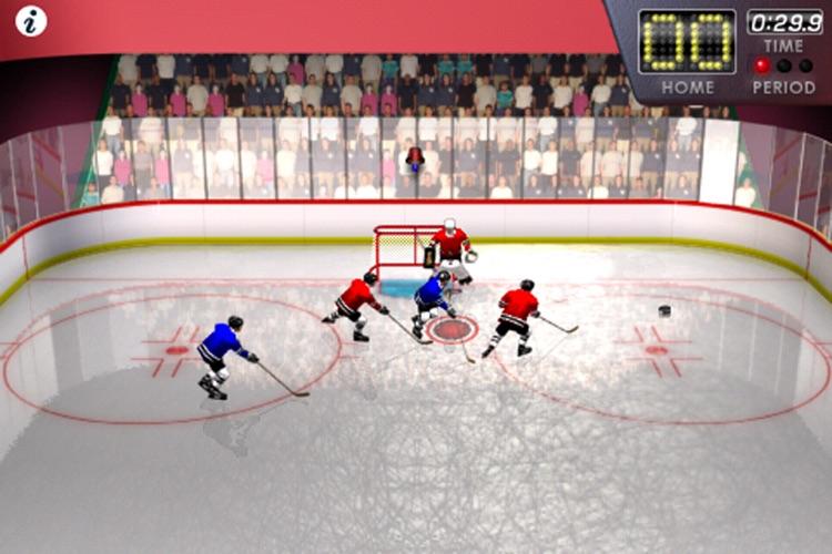 Slapshot Frenzy™ Ice Hockey