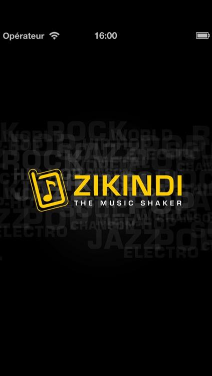 Zikindi, the music shaker : musique en streaming