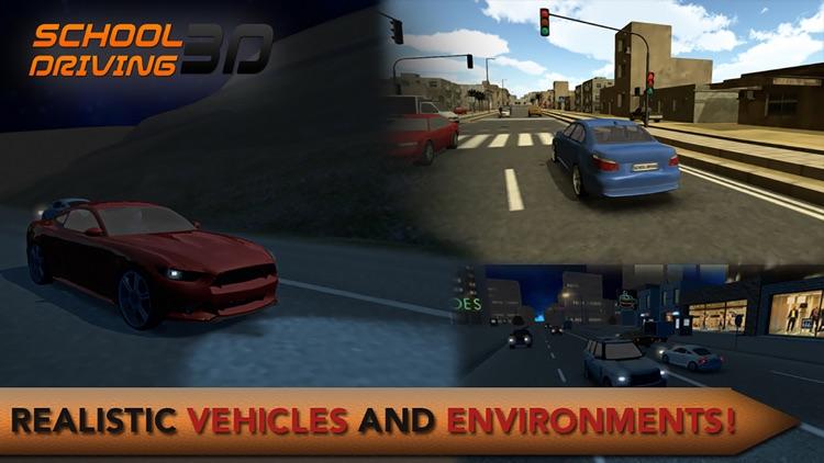 School Driving 3D screenshot-4