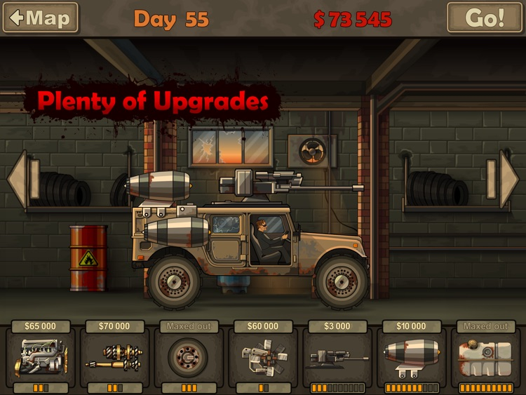Earn to Die HD Lite screenshot-3