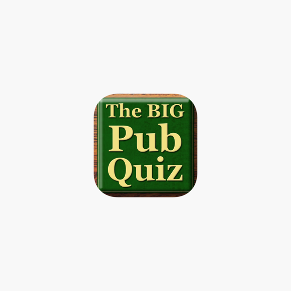 the big pub quiz lite on the app store