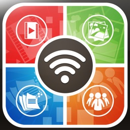 Wi-Fi Communicator - All in One Share