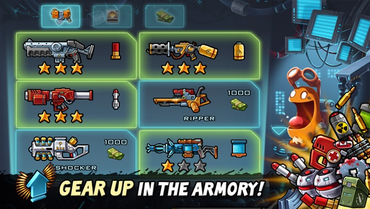Monster Shooter: The Lost Levels screenshot-4