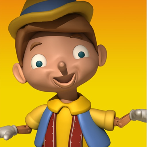 Pinocchio - Book - Cards Match Game - Jigsaw Puzzle