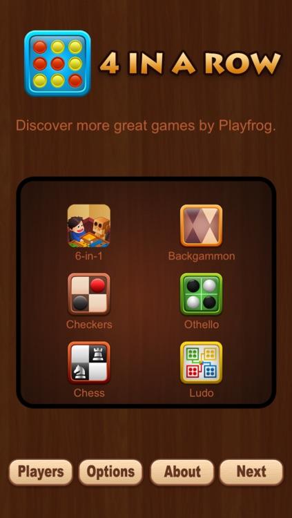 4 in a Row - Board Game Club screenshot-3