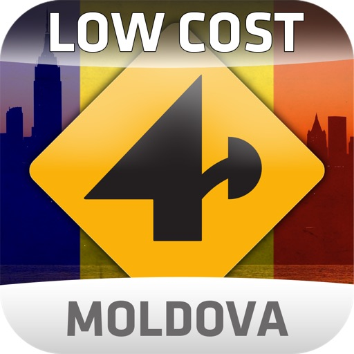Nav4D Moldova @ LOW COST icon
