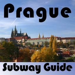 Prague Subway Guide with Offline map