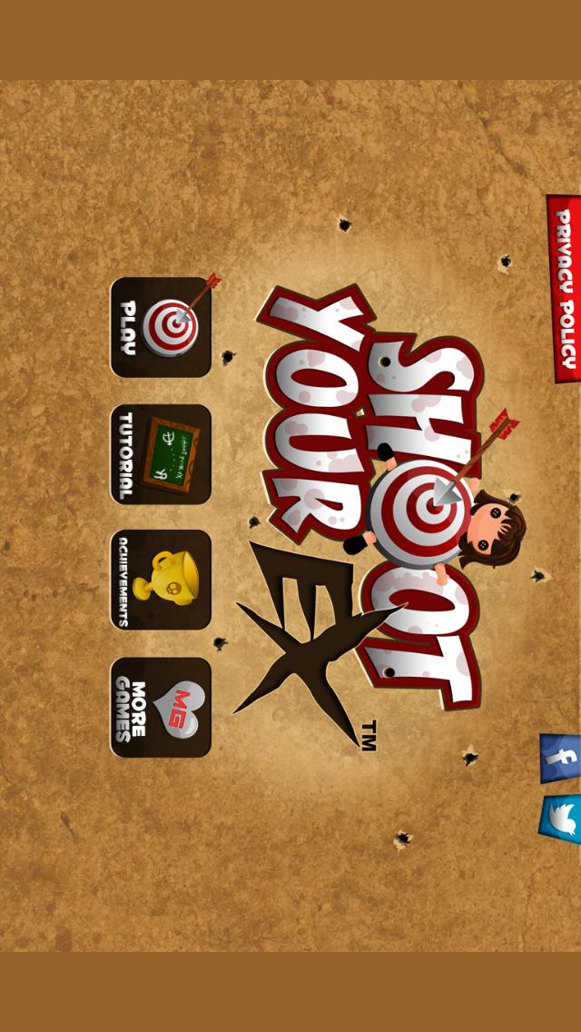 Shoot Your Ex screenshot one
