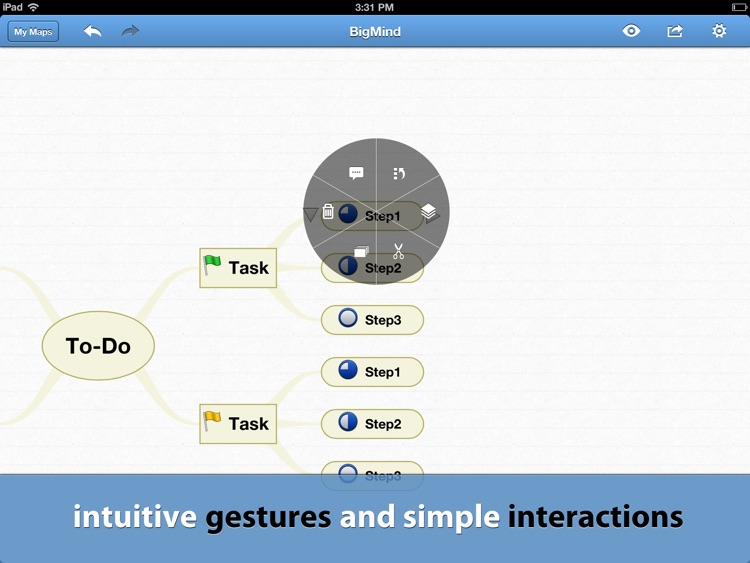BigMind - Mind Mapping screenshot-3