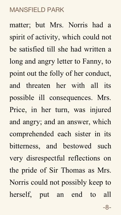The Jane Austen Collection. screenshot-3