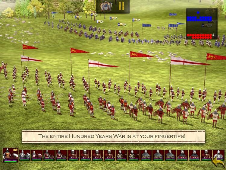 Great Battles Medieval screenshot-4