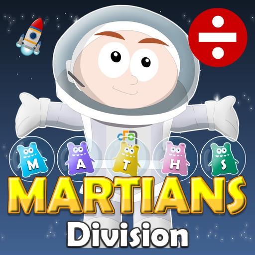 Maths Martians HD: Division