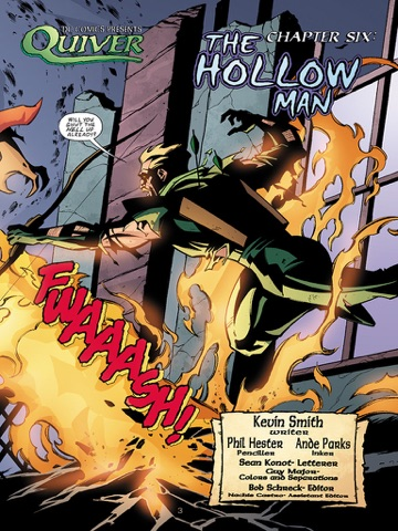 Green Arrow 2001 2007 6 By Kevin Smith Phil Hester On Apple Books