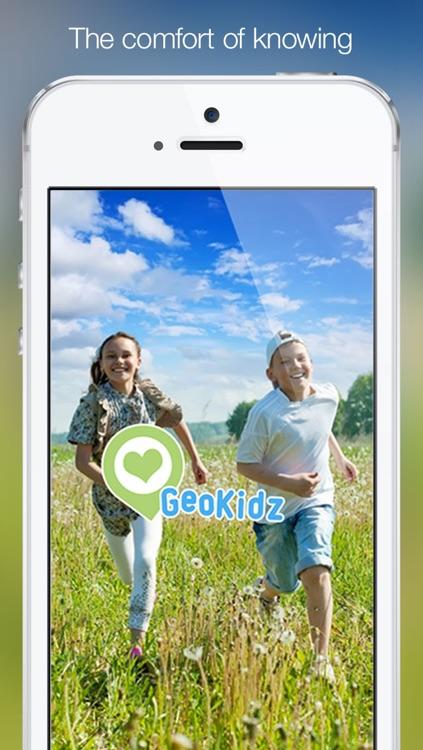 GeoKidz Child check-in and locator