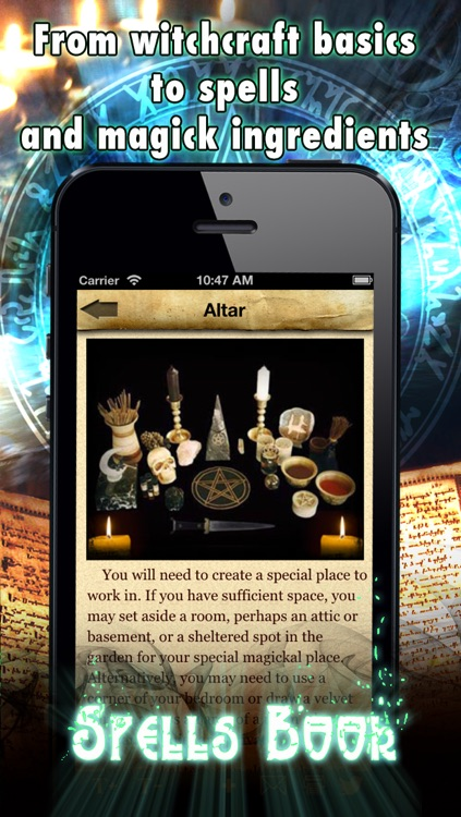 Spells and Witchcraft Handbook screenshot-3