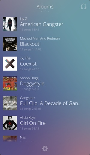 Beat - Music player Screenshot