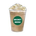 Secret Menu Starbucks Edition - Coffee, Frappuccino, Macchiato, Tea, Cold, and Hot Drinks Recipes icon