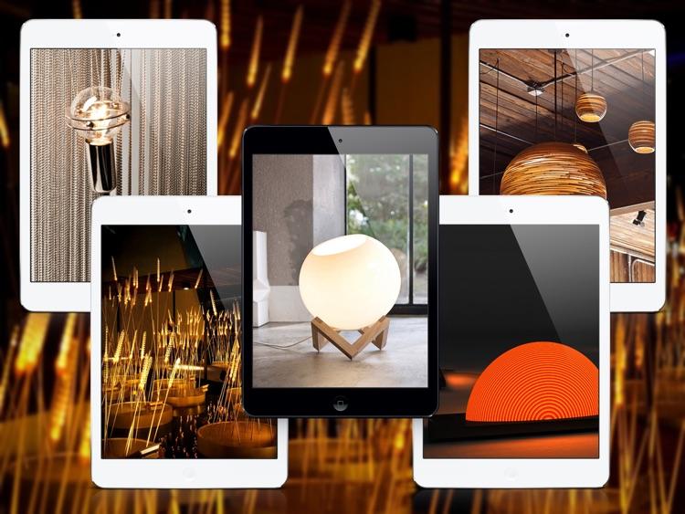 Stunning Lighting Design Ideas for iPad screenshot-3