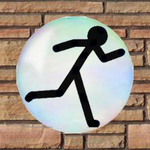 Amazing Bubble And Star: Stickman Runner Free