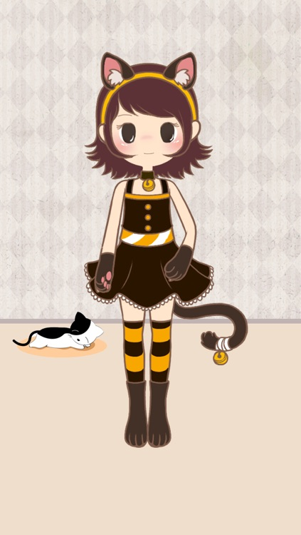 Paris Chic: Cute Dress Up Game screenshot-2