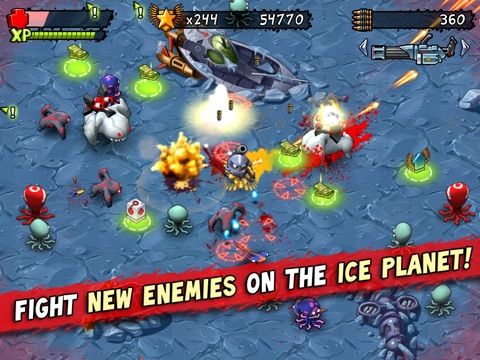 Monster Shooter: The Lost Levels на iPad
