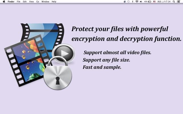 Encrypt Videos Tool