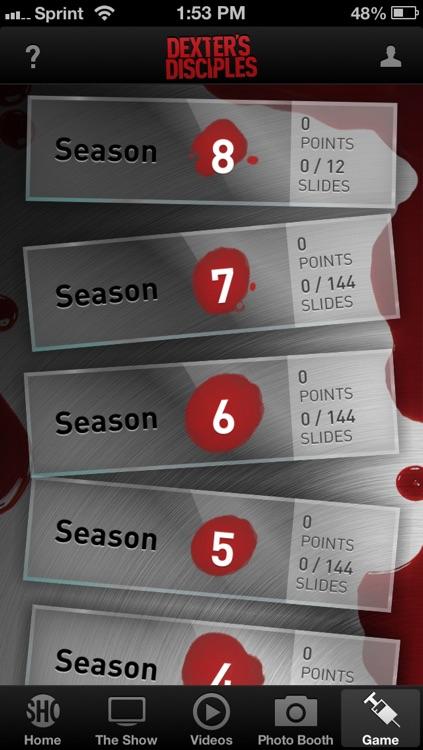 Dexter screenshot-4
