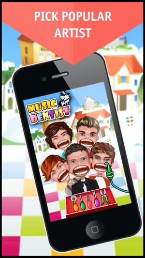 Crazy Dentist And Little One Direction Doctor: Fun Nose And Eye 1D Kids  Games For Girls U0026 Boy On The App Store