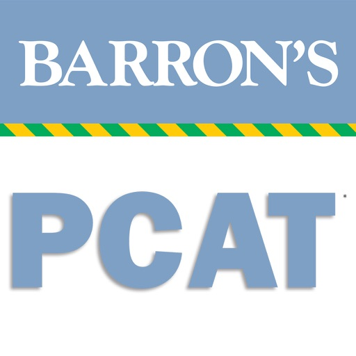 Barron's PCAT Exam Review Practice Questions icon