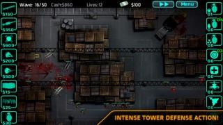 SAS: Zombie Assault TD Screenshot