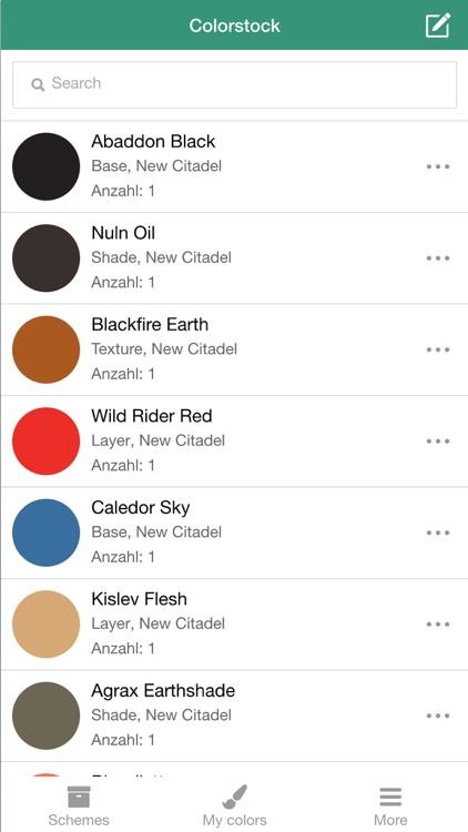 Army Colors screenshot-4