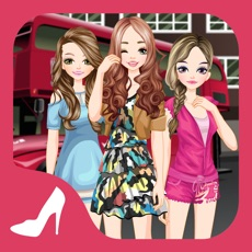 Activities of London Girls 2 - Dress up and make up game for kids who love London