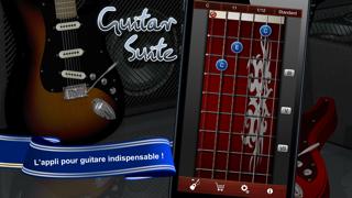 Screenshot #1 pour Guitar Suite - Métronome, Accordage Numérique, Accords